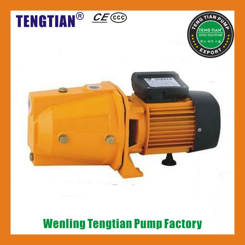 JET high pressure water pump for car wash