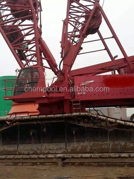 Manitowoc crawler crane 600 ton for sale , M18000