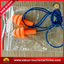 Disposable cheap earplug for airline