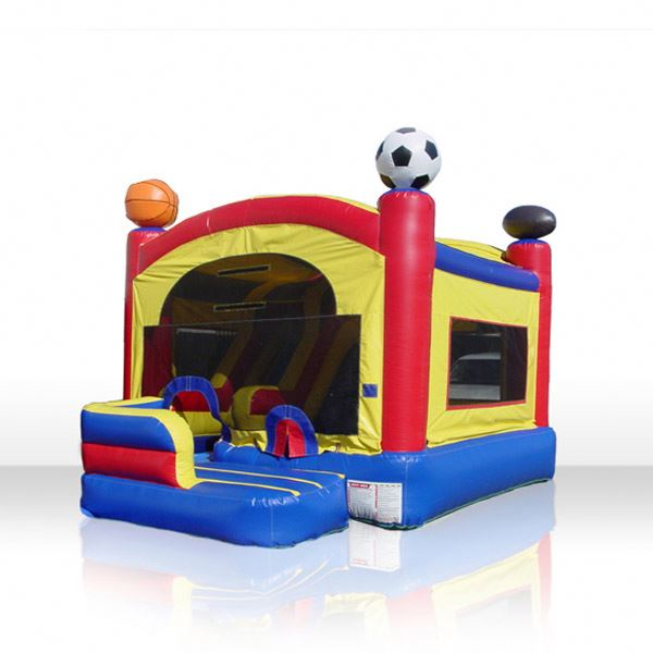 Sport Arena Slide Combo 5-in-1 inflatable combos