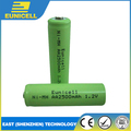 Eunicell Rechargeable 1.2V AA 2500mAh Nimh Battery Pack