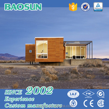 High quality luxury movable container modular house prefabricated prices