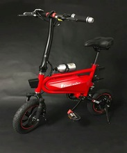 2018 trendy design foldable electric moped/bicycle/scooter for adult