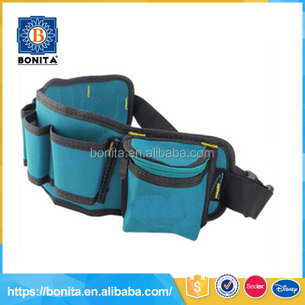 Economical price multipurpose small waist tool bag with splendours design