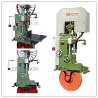 Automatic Wood Band Saw Machine Vertical Bandsaw CNC Log Carriage