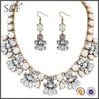 NEW Fashion African Beads polki jewelry set