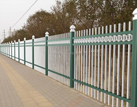 high quality aluminum fencing for road with strong structure