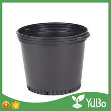 good quality plastic material grow gallon capacity smart pot for nursery plant