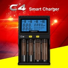 MiBoxer C4 Universal Smart Quick Battery Charger/Li ion Battery Charger