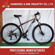 2017 New Design Bicicletas Mountain Bike Bicycle With Steel Frame
