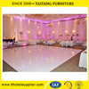 Manufacturer Portable 3ft by 3ft MDF white Color Dance Floor
