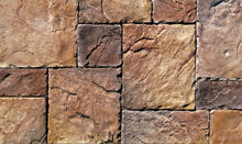 textured decorative concrete blocks wall covering pieces
