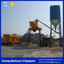 Production capacity 25m3/h ready mixed concrete batching plant for sale
