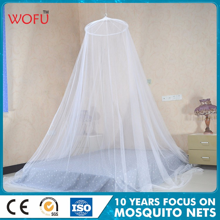 Wholesale Fold Soft 1 Door Adult Modern Round Bed Canopy
