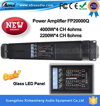 lab gruppen Fp 20000 Professional 4 Channel optical amplifier
