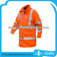 reflective safety coats for winter