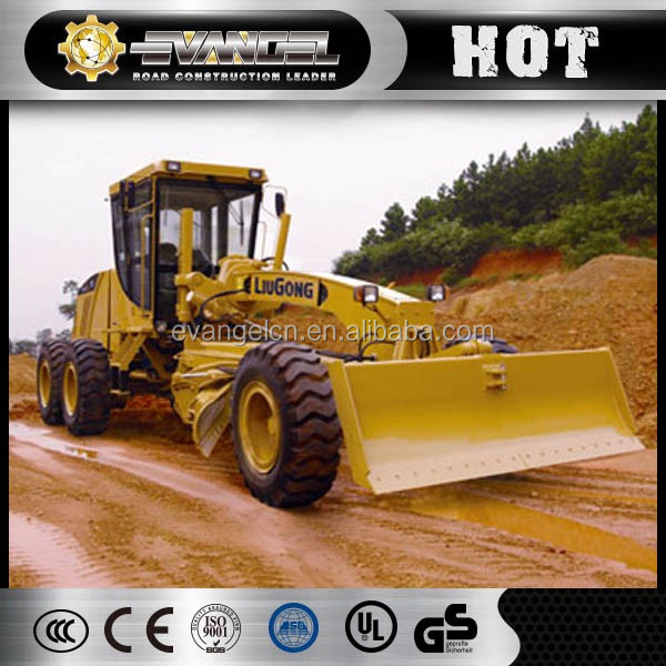 Famous brand new Liugong 418 pull behind road grader price