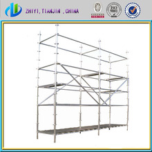 Hot saled galvanized scaffolding systems for construction /scaffolding components