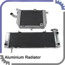 ATV radiator aluminum for honda RVF400 NC30 NC35 VFR400 TOP / BOTTOM