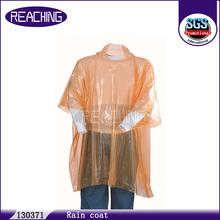 Free sample available Replied Within 24 Hours Clear Pe Disposable Rain Poncho
