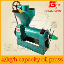 Grape seed Screw Oil Press Mill for cooking oil