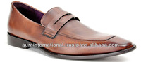 New Design Mens Semi Formal Leather Shoes Paypal Accepted