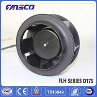 New design DC FLH250/063A-2205CW backward roof mounted industrial exhaust fan with low price