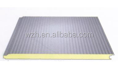 Insulation XPS / PU Foam FRP Sandwich Panel, FRP Exterior Wall Panels, 5mm - 100mm FRP Honeycomb Panel