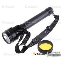 Wholesale Travel USB Torch/FLASHLIGHT HID Xenon Flashlight
