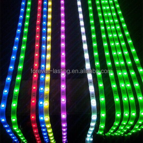 5M <strong>16</strong>.4ft 12v SMD RGB 5050 IP65 Waterproof 300 LED Flexible Tape Strip Light
