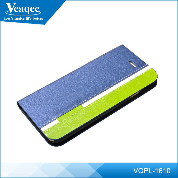 Veaqee cell phone case for mobile phone accessory,new arrival leather case for iphone6
