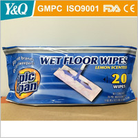 floor wiper and household cleaning cloth floor mop wipes