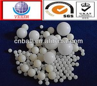 Top quality cheapest red plastic hollow ball