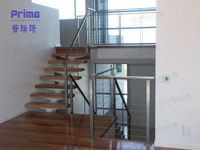 interior cable railings for stairs/balcony kit