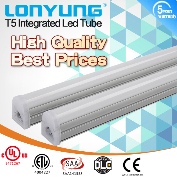 Made in China products T5 LED tube wholesale USA cheap price high quality 30w 40w 60w 80w T5 LED tube