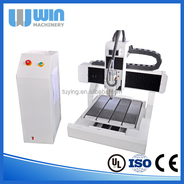High Efficiency and Low Cost CNC Router with Spindle Motor