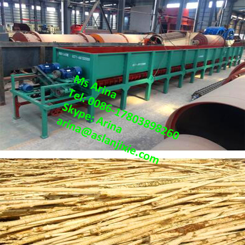 Hot selling wood log debarker /log debarking machine/ tree bark stripping machine