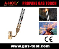 Professional protable CE mapp Gas torch burner With Dual-tip torch