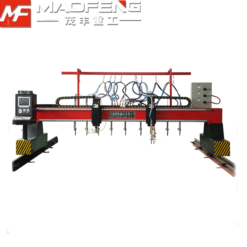 cnc gantry type plasma /flame cutting machine,cnc industrial plasma cutter straight line gas cutting machine