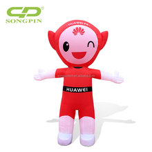 China wholesale Commercial Custom advertising Inflatable cartoon Model