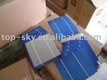 2016 HOT SELL 6x6 inch polycrystalline PV solar cell 4W with low price triple junction solar cell