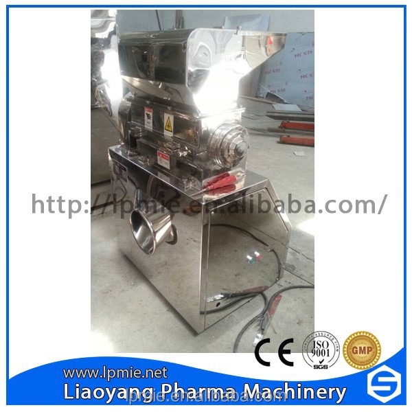 High efficiency stainless steel herb tea pandan leaf cutting machine