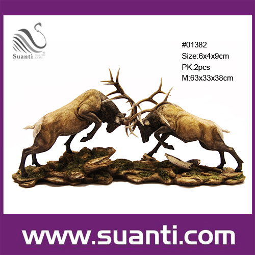 Wholesale Custom Resin Modern Unique Wild Deer Themed China Designer Home Decor Pieces Wholesale Alibaba Com