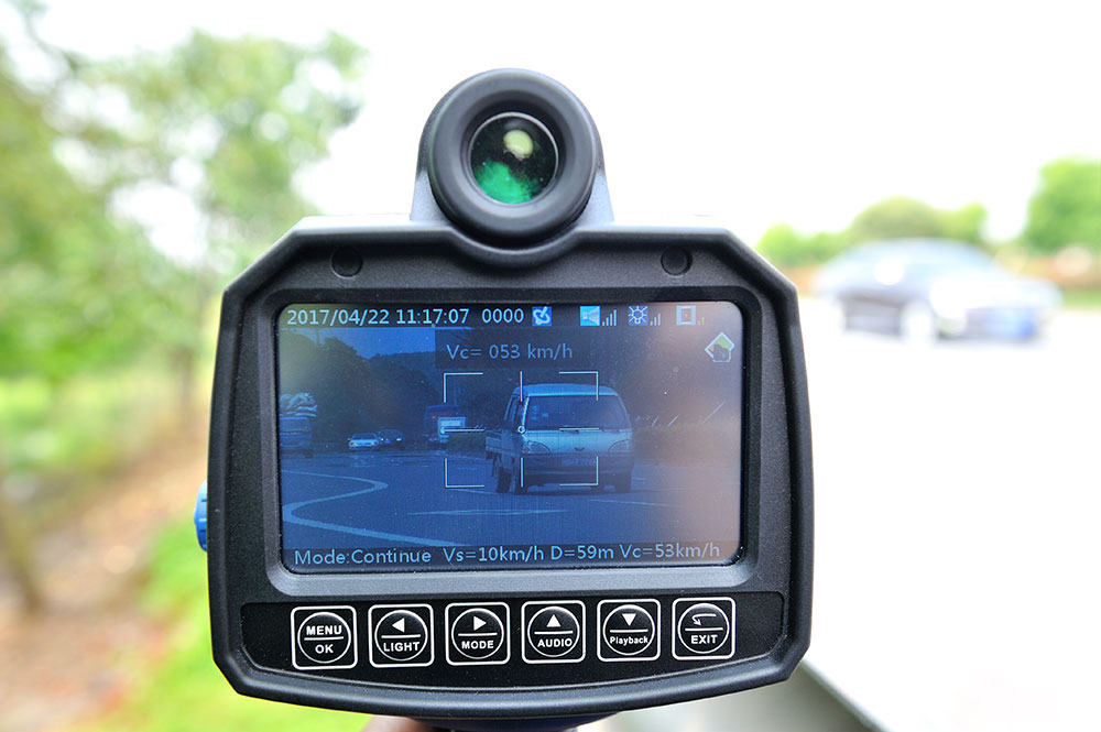 lanhai radar speed gun Used for police laser speed gun