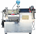 China hot sale 1L capacity laboraotry pin type nanoscale lab ceramic mill