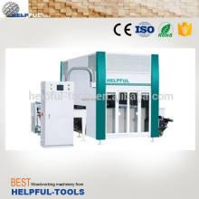 Helpful Brand Shandong Weihai Automatic spray machine price HMS1300wood furniture automatic spray painting machine