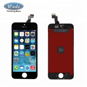 Black Retina LCD Touch Screen Digitizer Glass Replacement Full Assembly for iPhone 5C