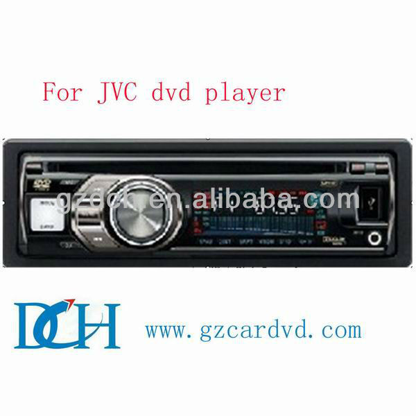 for jvc car dvd WS-9035J