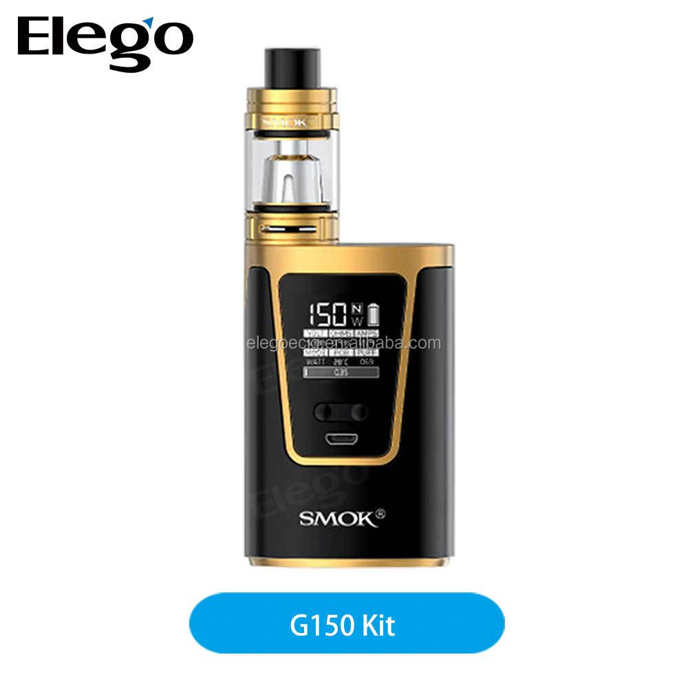2017 New Arrival e cigarette!!! SMOK Smok G150 Kit, 1900mah Kit/MOD G150 SMOK with fast shipping and best service