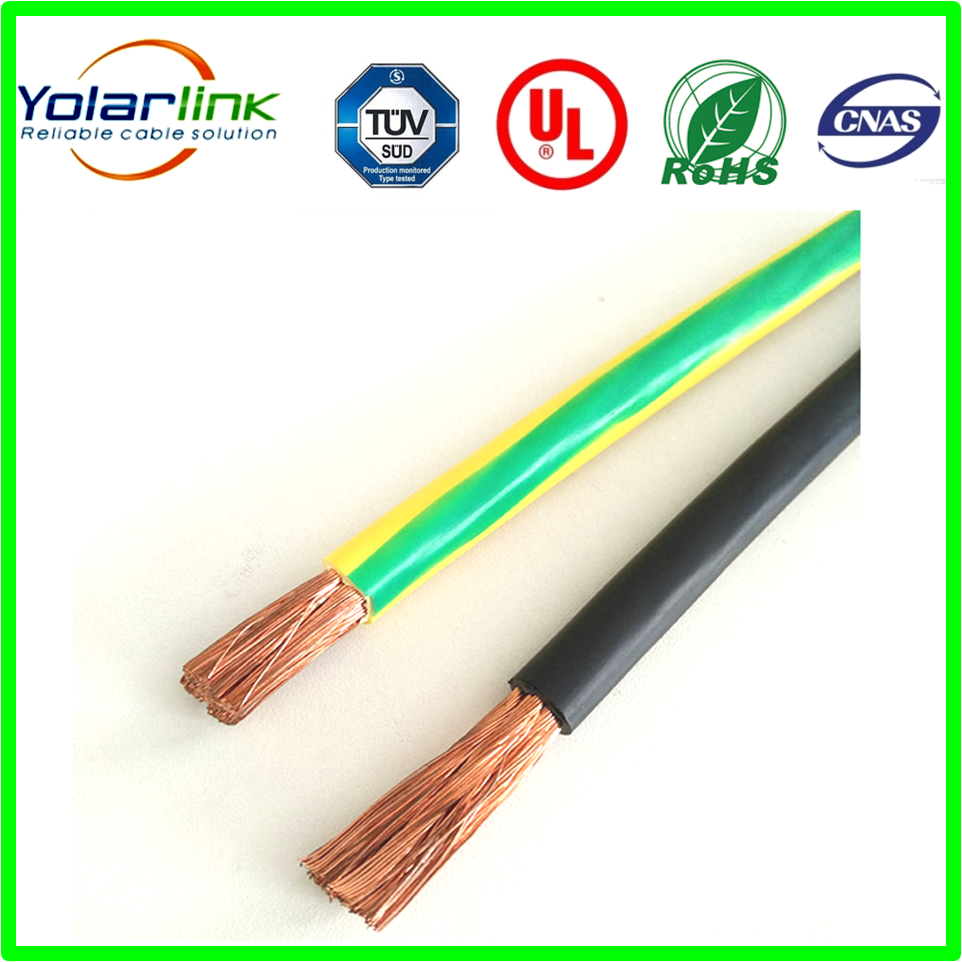 Flat Twin And Earth Cable Electric Wire And Cable